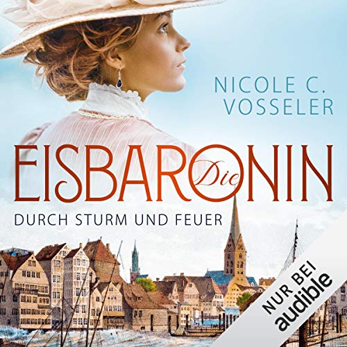 Cover Hörbuch Eisbaronin
